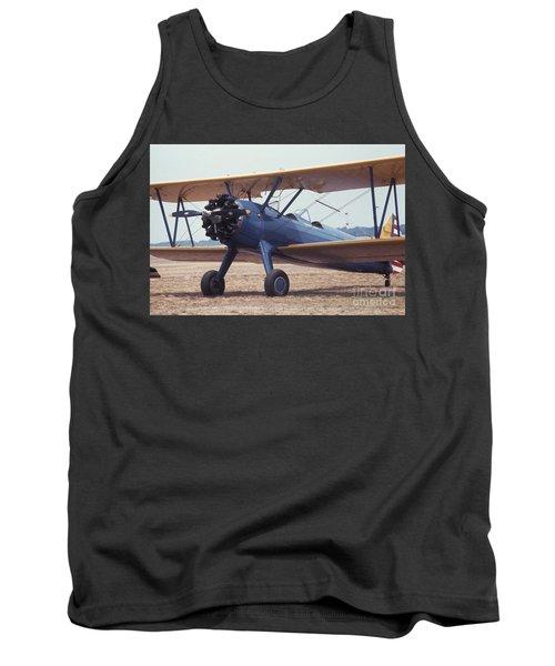 Bi-wing-8 Tank Top