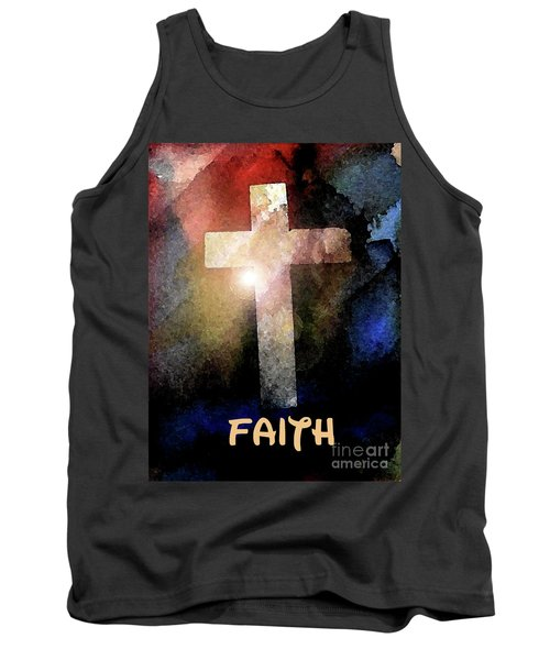 Biblical-faith Tank Top by Terry Banderas