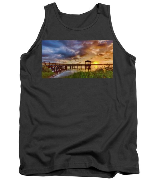 Bicentennial Sunset Tank Top