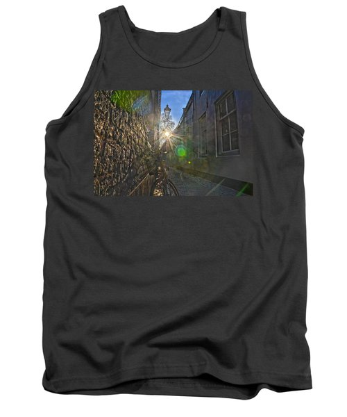 Bicycle Alley Tank Top
