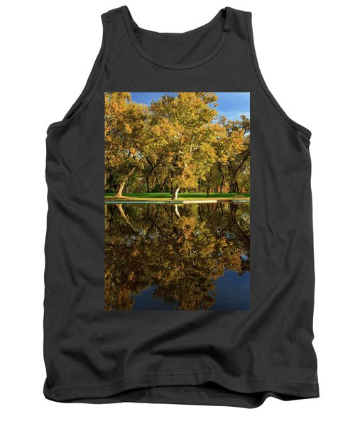 Bidwell Park Reflections Tank Top