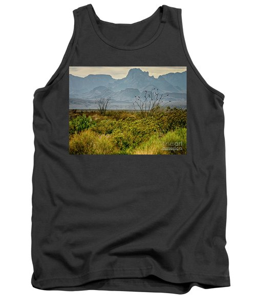 Big Bend Mountains Tank Top