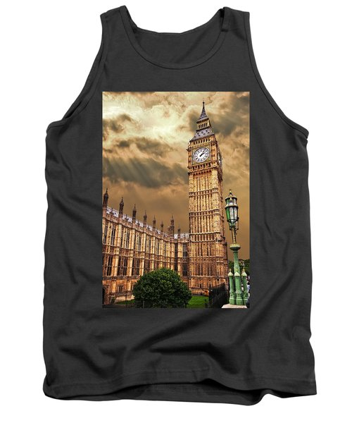 Big Ben's House Tank Top