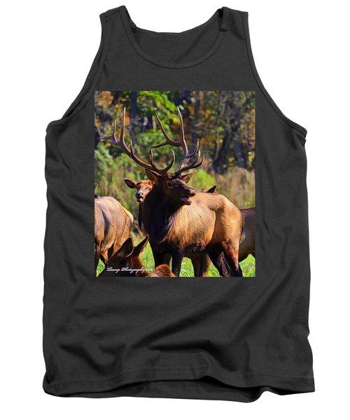 Big Elk Tank Top