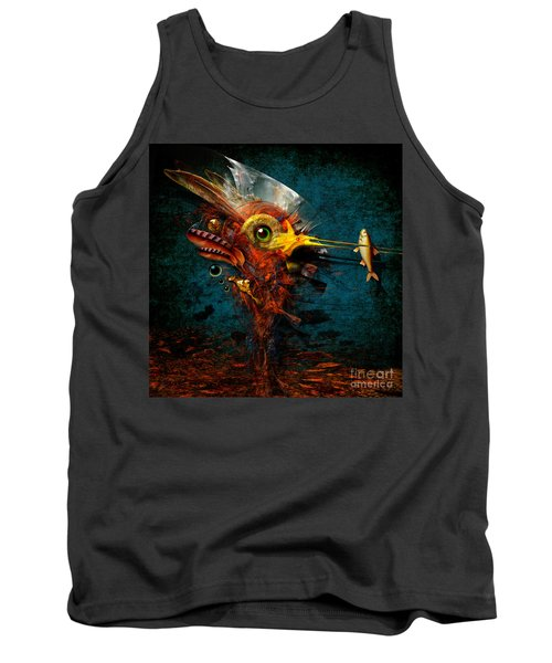 Big Hunter Tank Top