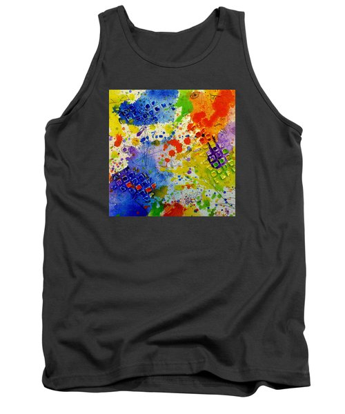 Big Risk, Big Life Tank Top