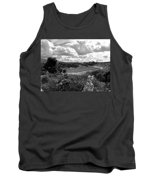 Big Sky In Socal Tank Top