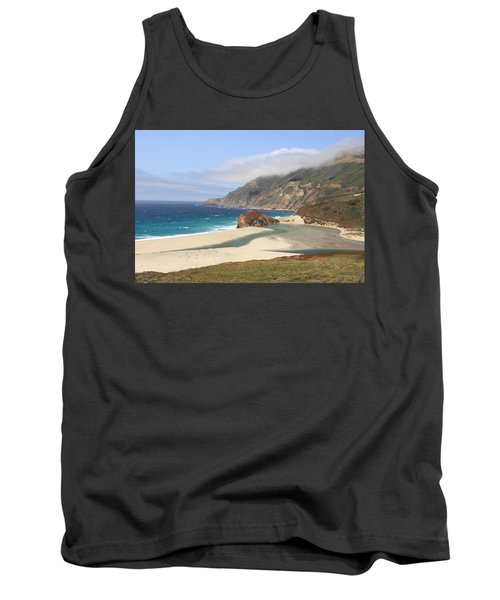 Big Sur Beach Tank Top by Lou Ford