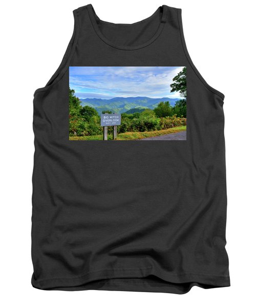 Big Witch Tank Top