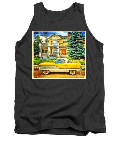 Big Yellow Metropolis Tank Top