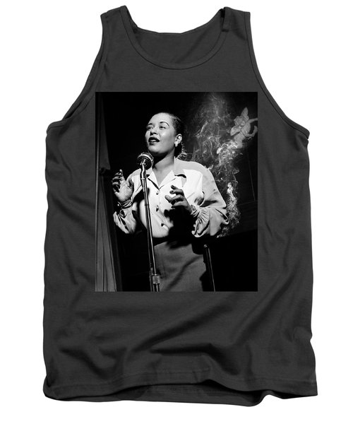 Billie Holiday  New York City Circa 1948 Tank Top
