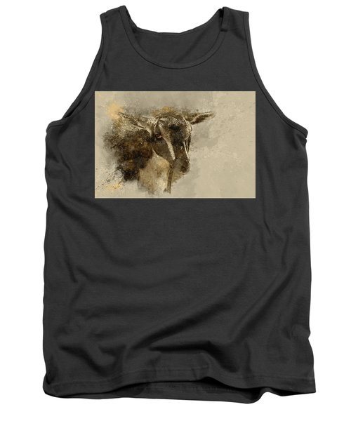 Billy Tank Top by Cyndy Doty