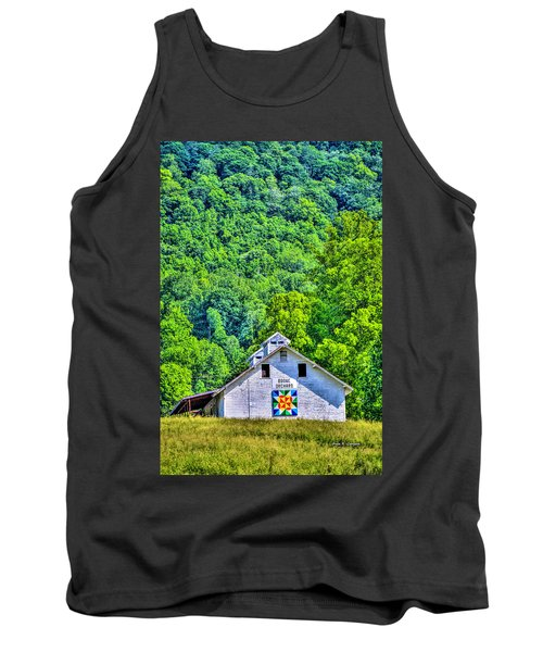 Bioloxi Fox Chase Quilt Tank Top