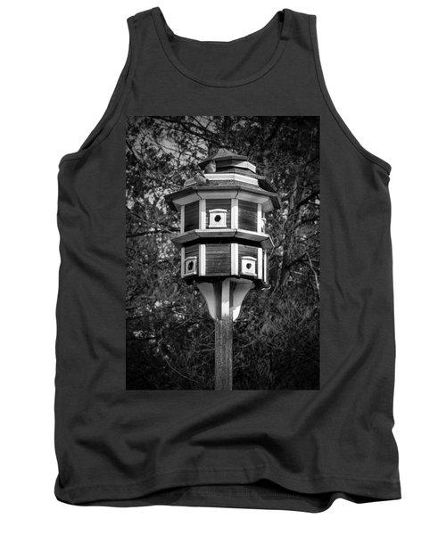 Bird House Tank Top by Jason Moynihan