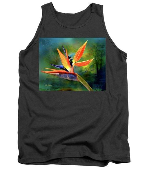Bird Of Paradise Tank Top