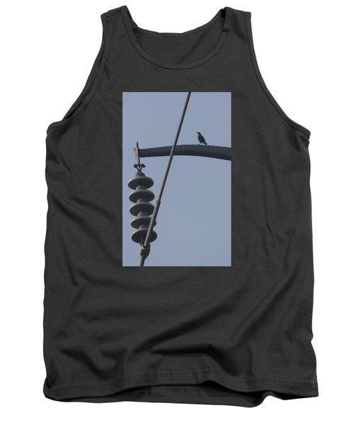 Bird On A High Wire Tank Top