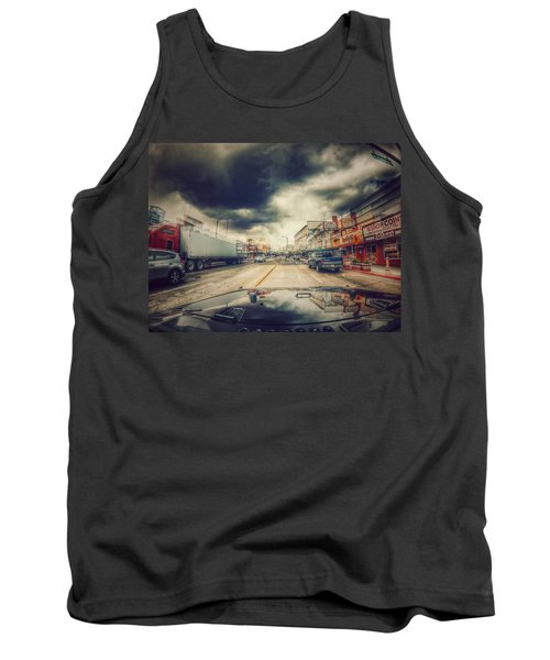 Bishop Ca.  Tank Top