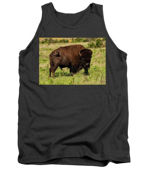 Bison  Tank Top