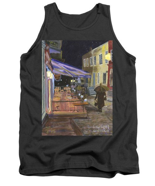 Bistro Sous Le Fort Tank Top
