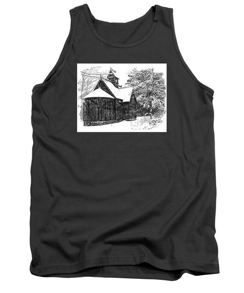 Boynton Chapel Tank Top