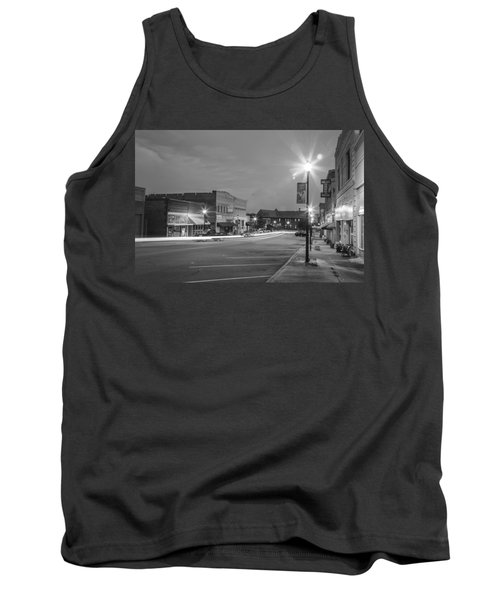 Black And White 31 Tank Top