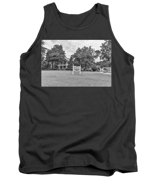 Black And White 58 Tank Top