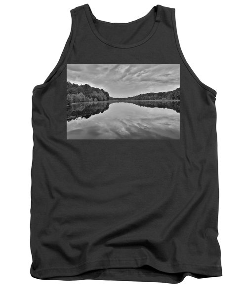 Black And White 71 Tank Top
