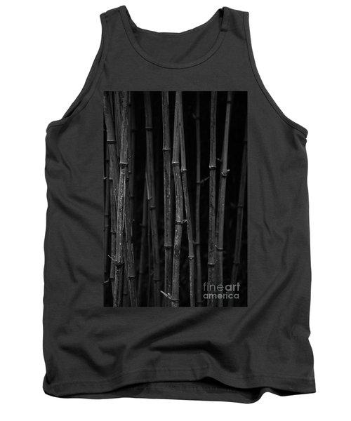 Black Bamboo Tank Top