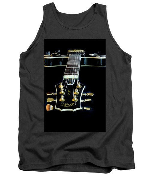 Tank Top featuring the photograph Black Beauty by Bill Gallagher