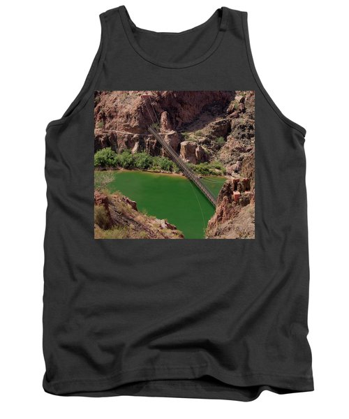 Black Bridge, Grand Canyon  Tank Top