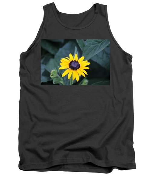 Black Eyed Susan Tank Top
