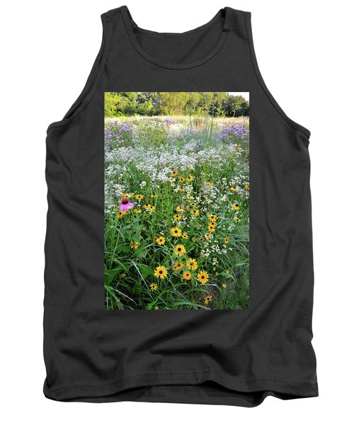 Black Eyed Susans And Company Tank Top