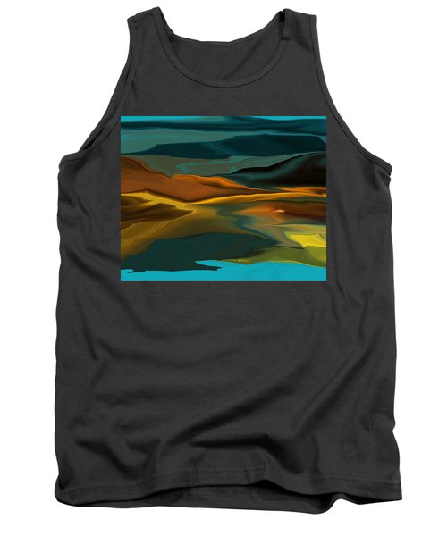 Black Hills Abstract Tank Top