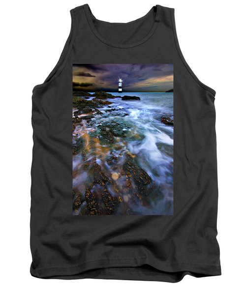Black Point Light Tank Top
