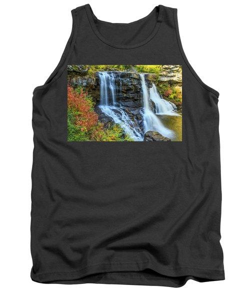 Black Water Falls #3 Tank Top