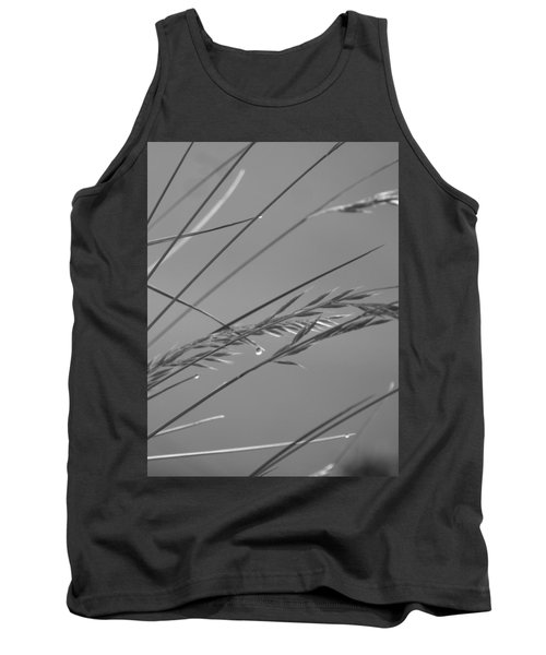 Blades Of Gray Tank Top