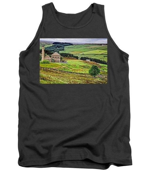 Blanchland Moor Pumphouse Tank Top