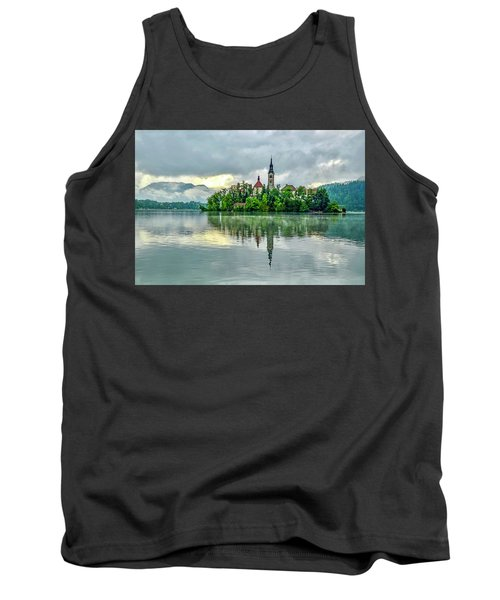 Bled At Sunrise Tank Top