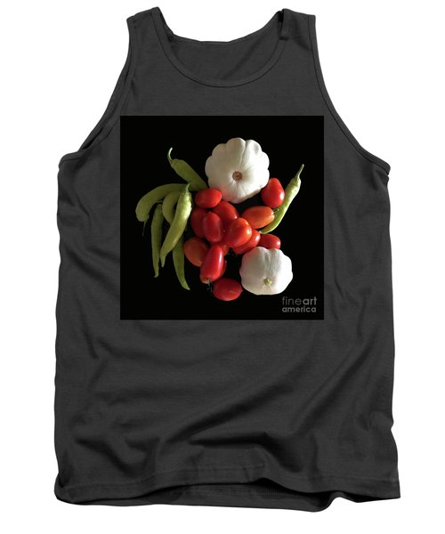 Blessings From The Garden Tank Top