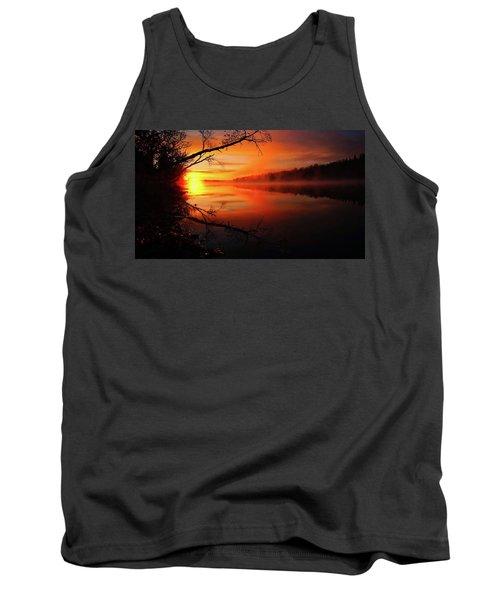 Blind River Sunrise Tank Top