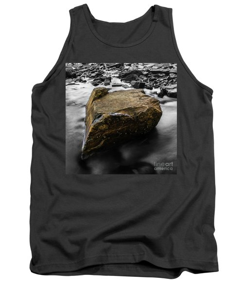 Blonde Rock Tank Top by Brian Jones