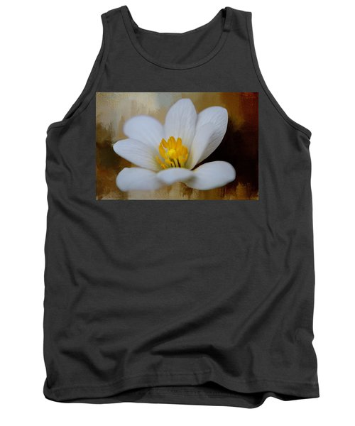 Bloodroot Tank Top by Diana Boyd