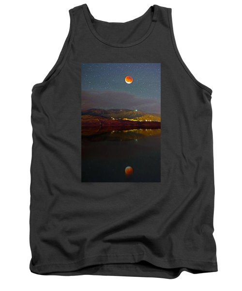 Bloody Reflection Tank Top