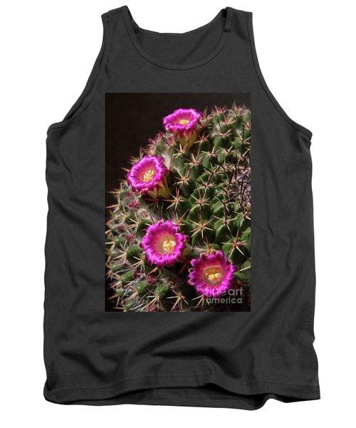 Blooming Cactus Tank Top