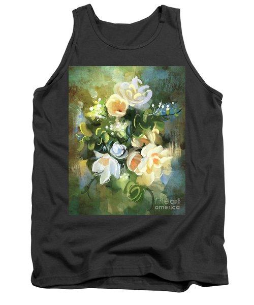 Blooming Tank Top