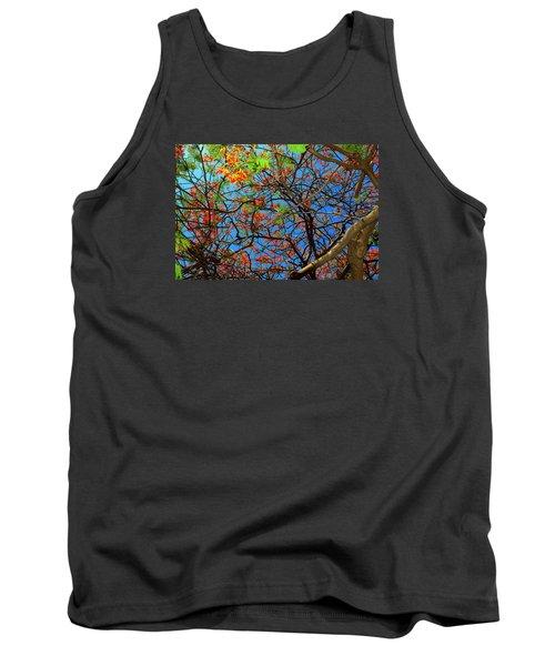 Blooming Tree Tank Top