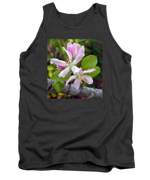 Blossom Duet Tank Top by Carla Parris