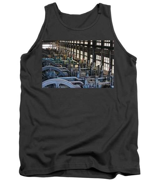 Blower Building Tank Top