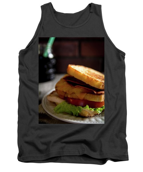 Tank Top featuring the photograph Blt Special by Deborah Klubertanz