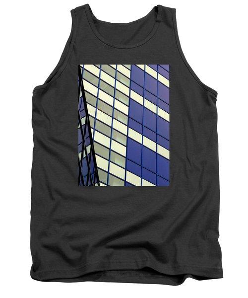 Blue 1114 Tank Top